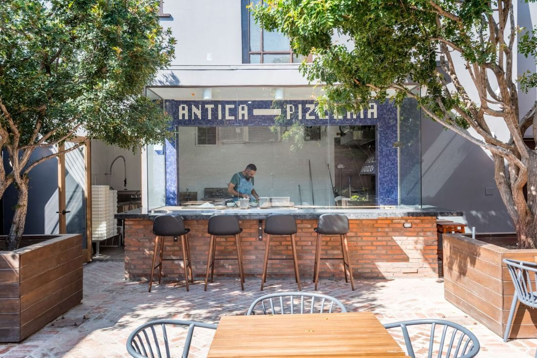 Antica da'Michele Outdoors