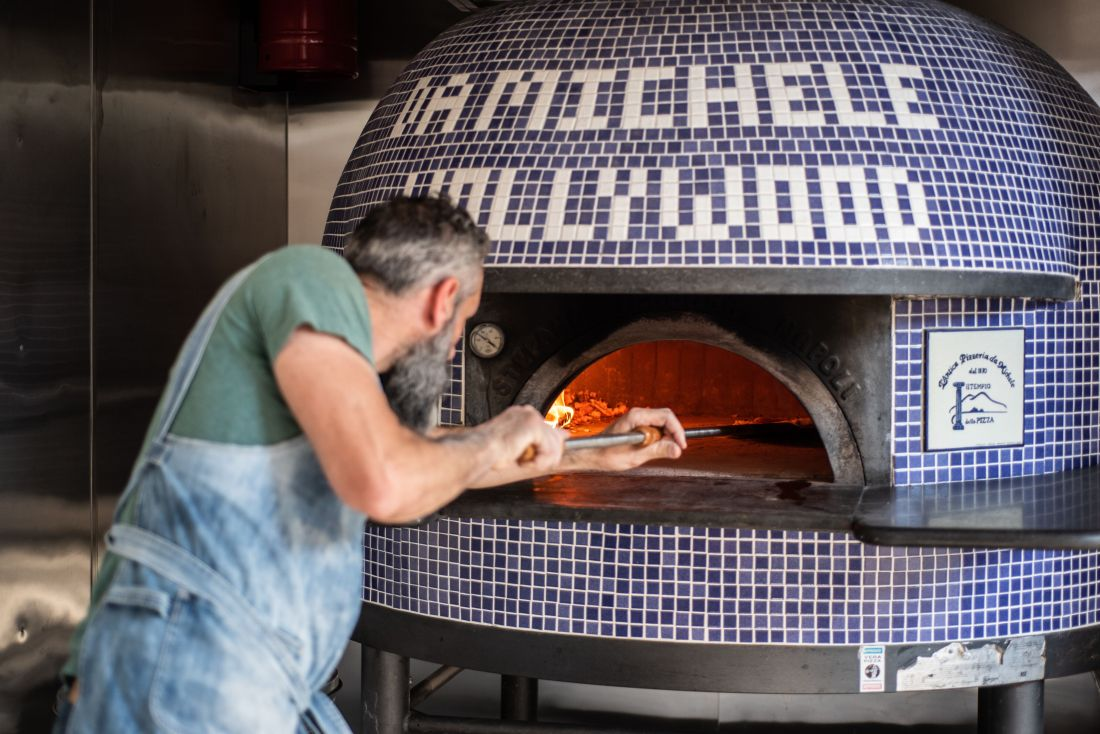 Pizza Oven, Photo Credit Wonho Photo